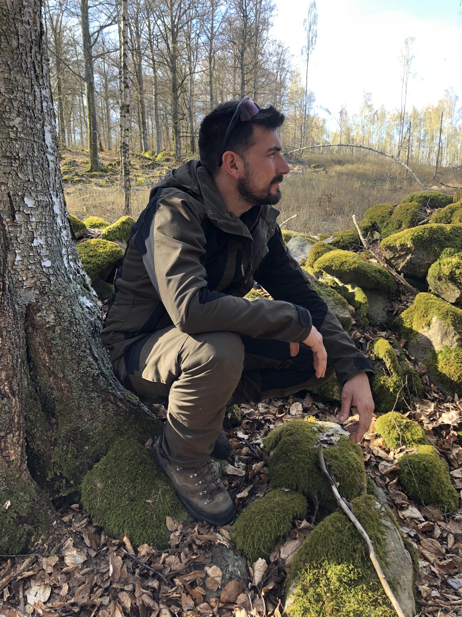 Vildmarkscentret - Vildmarks Jon
